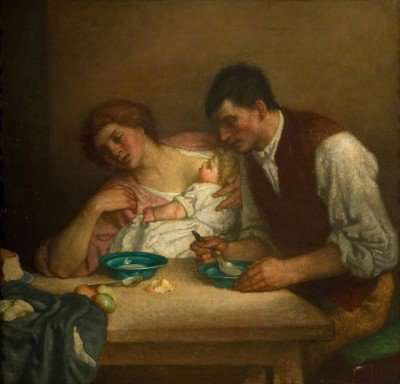 Strang, William - Supper Time