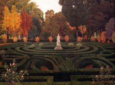 Rusiñol, Santiago - Aranjuez Garden
