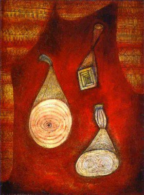 Klee, Paul - Attrappen (Omega 5),