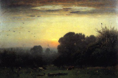 Inness, George - Morning