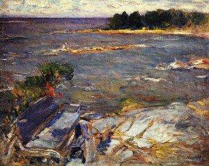 Abram Efimovich Arkhipov - The North Sea