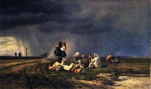 Andrei Andreevich Popov - Pilgrims