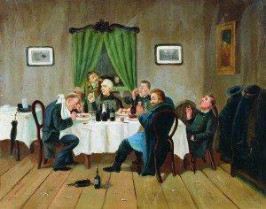 Leonid Solomatkin - A Party