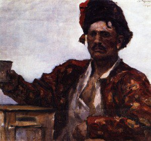 Vasili Ivanovich Surikov - Haydamak