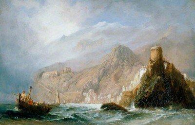 Stanfield, Clarkson - A Rocky Bay