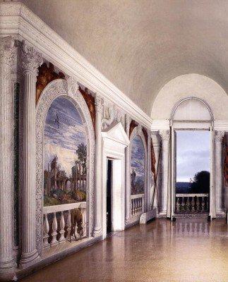 Veronese, Paolo - View of the Sala a Crociera