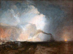 Joseph Mallord William Turner - Staffa, Fingal's Cave