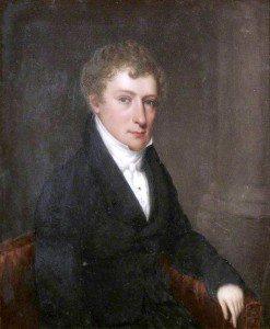 William Corden the Elder - The Reverend Frederick Emanuel Hippolyte Curzon