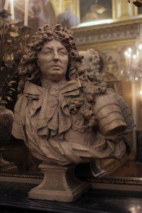 Antoine Coysevox - Bust of Louis XIV of France