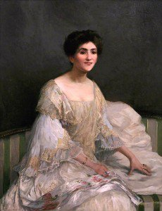 Elizabeth Stanhope Forbes - The Bride (Lady Forbes)