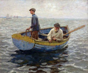 Harold Harvey - In the Whiting Ground