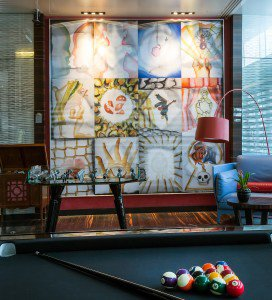 Discover Great Art from the art collection of Romeo Hotel
