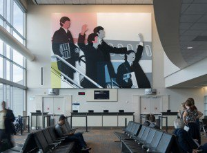 Discover Great Art from the art collection of San Francisco International Airport