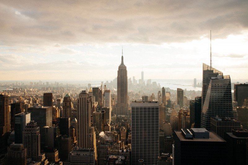 New York City of Art