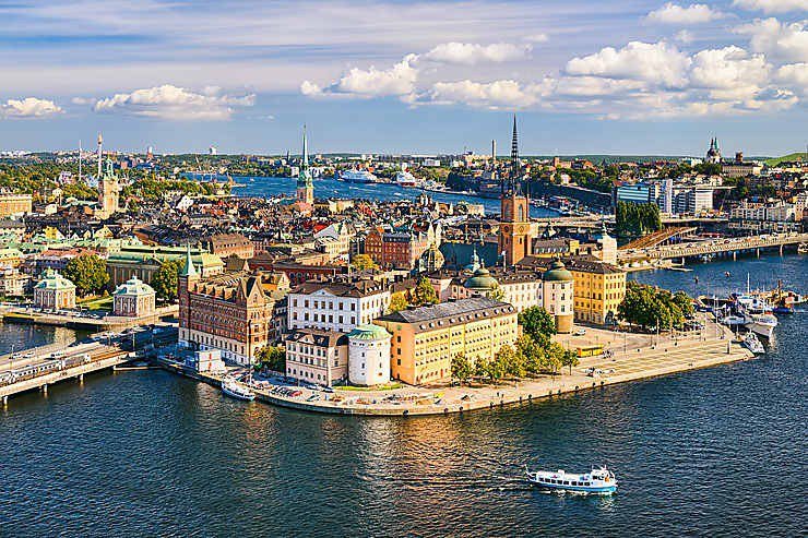 Stockholm Metro Stations