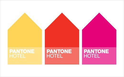 The Pantone Hotel