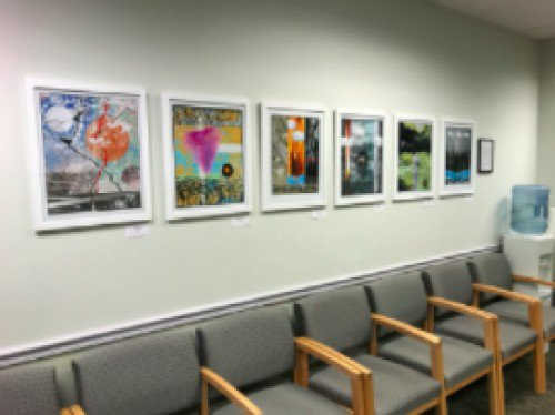 Discover Great Art from the art collection of Albany Med - The Endoctrine Group