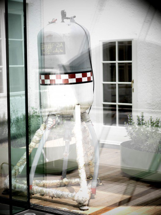 arthotel Blaue Gans Salzburg - Around the Collection 3