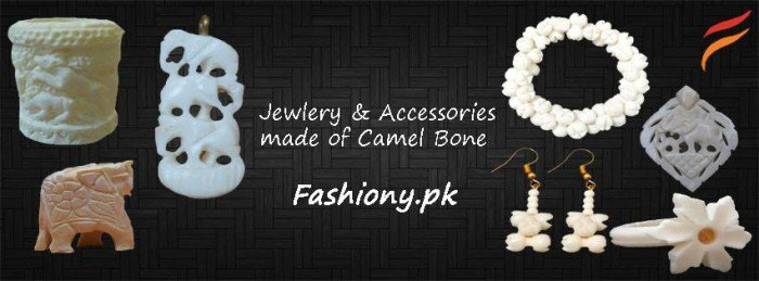 Camel bone Art by Fashionypk - Around the Collection 1
